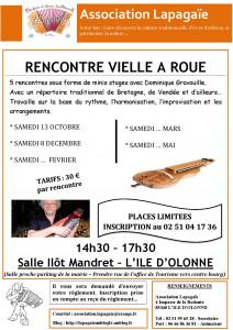 Flyer rencontre vielle à roue (2)